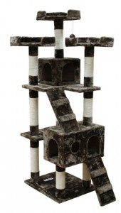 Kitty Mansions Bel Air Cat Tree