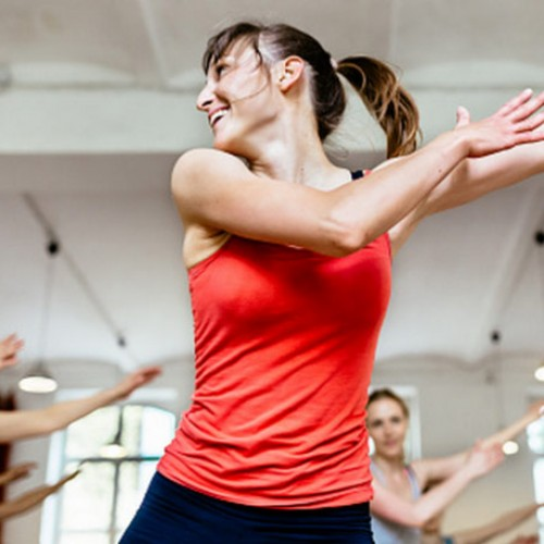 Aerobic dance: A dance to the joy of healthy life