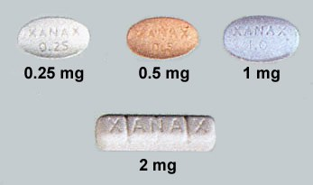 Different type, colors and dosages