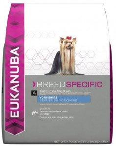 Eukanuba Nutrition Dog Food – Yorkshire Terrier Blend