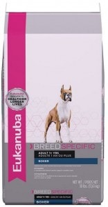 Eukanuba Nutrition Dog Food Boxer Blend