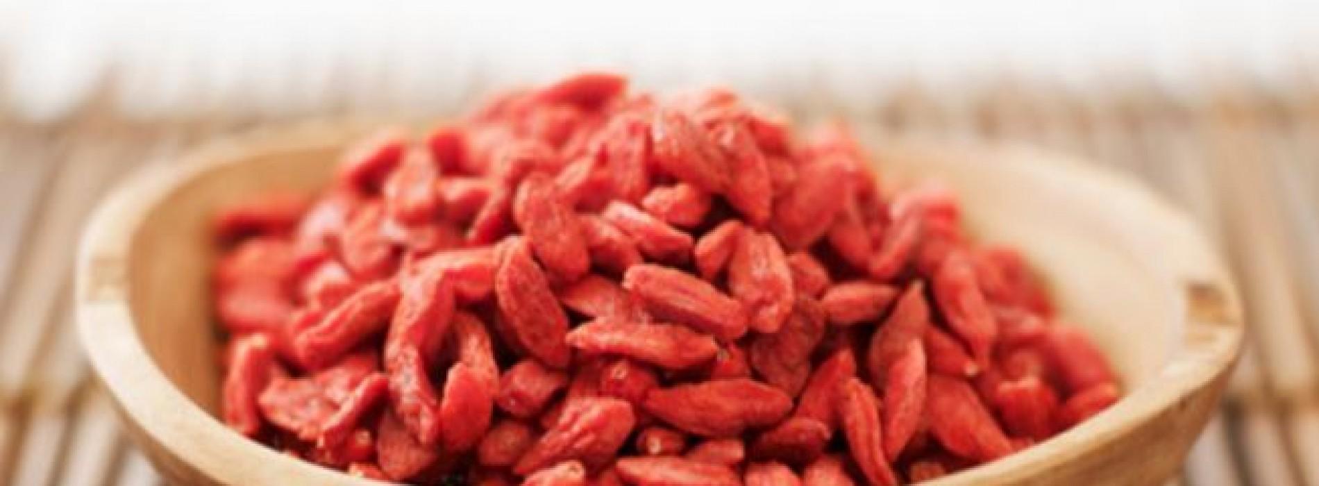 Getting the rich benefits of health through goji berries nutrition