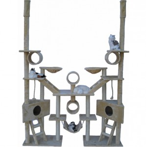 Go Pet Club Cat Tree Condo Furniture