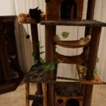 Kitty Mansions Cat Tree real pictures (5)