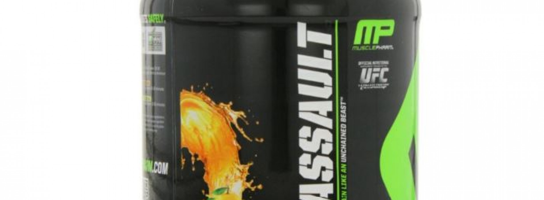Muscle Pharm Assault Pre-Workout – Review & Discount