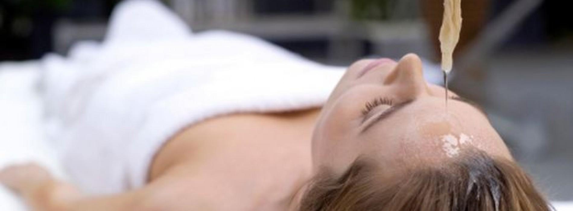 Natural ways to stop hair loss called Ayurvedic treatment