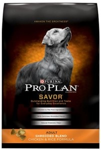 Purina Pro Plan Savor Dry Dog Food