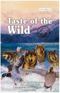 Taste of the Wild Dry Dog Food – Wetlands Canine Formula