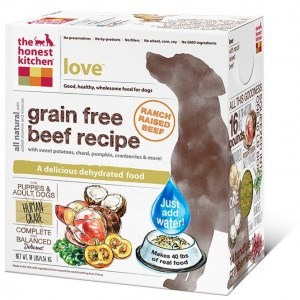 The Honest Kitchen Love Pitbull Dog Food