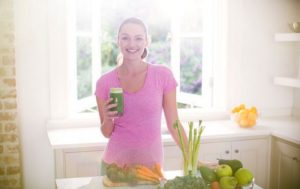 An alkaline cleanse just involves eating raw, fresh, alkaline soups, smoothies, and juices
