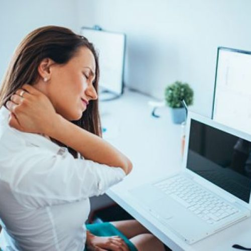 What Workouts Can Fix Bad Posture at the Desk?